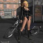 JLB: Black Canary