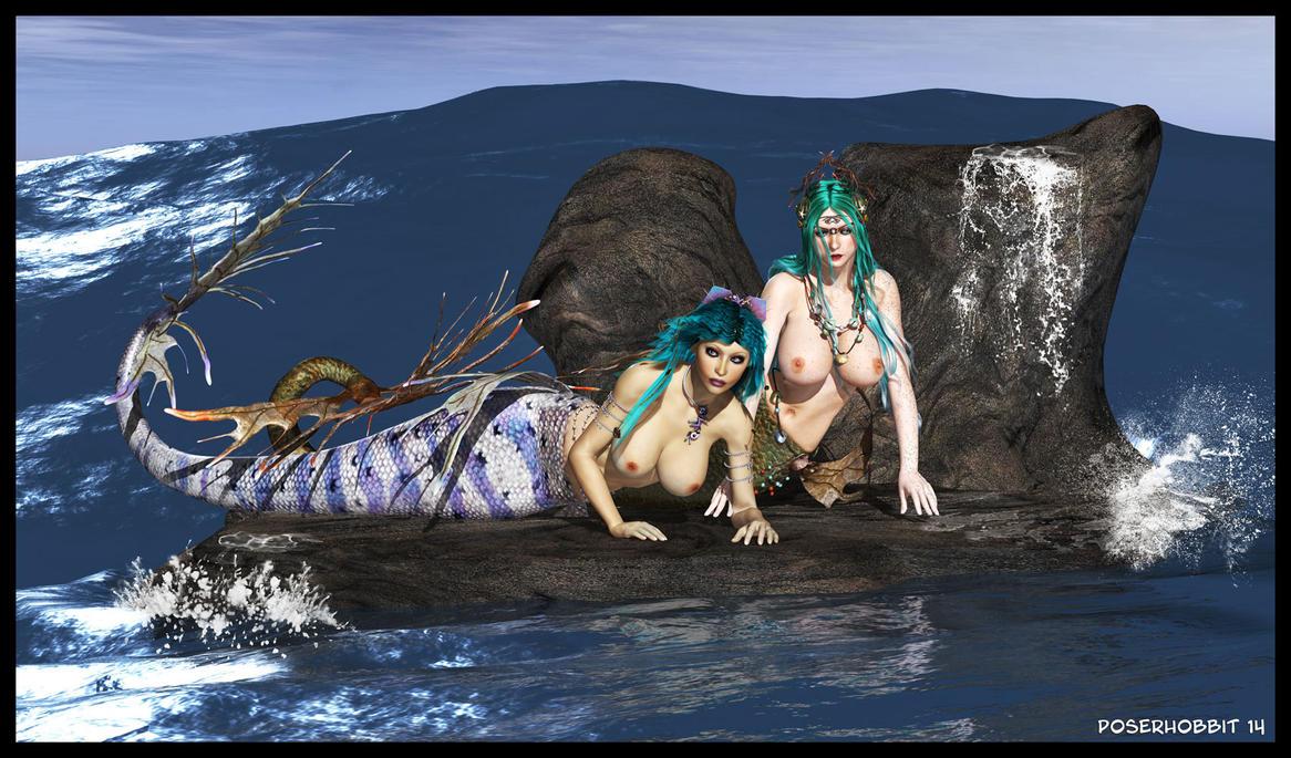 GoS: Mermaid Rock by Poserhobbit