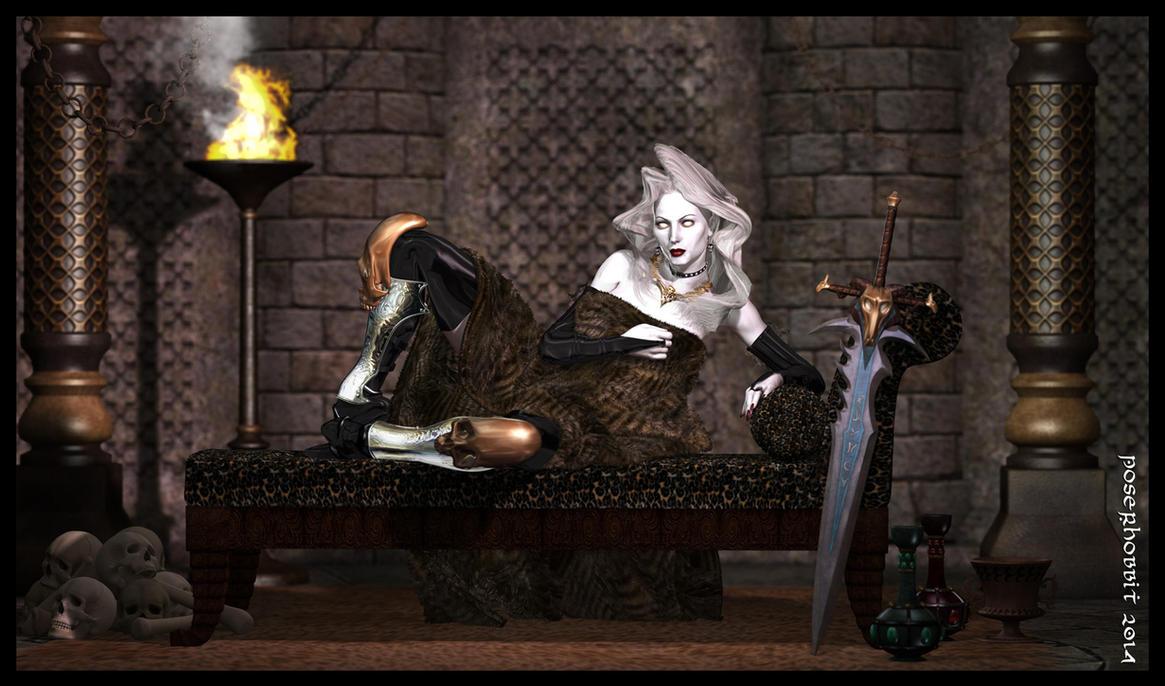 Lady Death by Poserhobbit