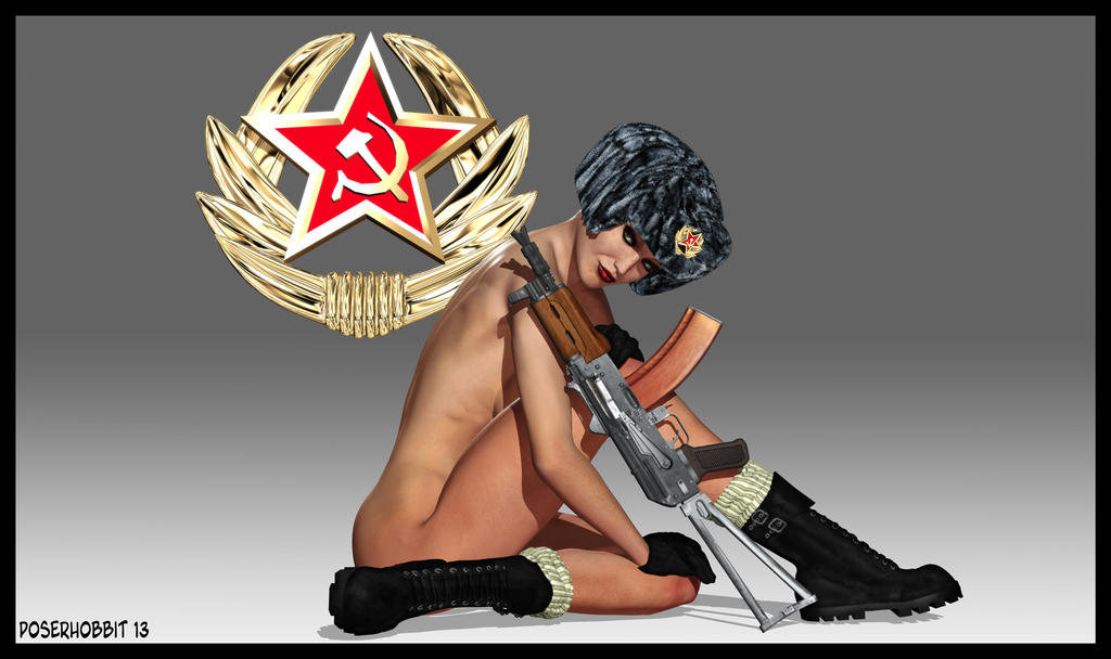 GWG V The AK by Poserhobbit