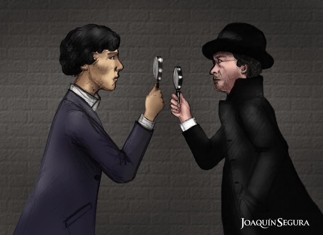 Elementary my dear Watson by UDRedBlaze