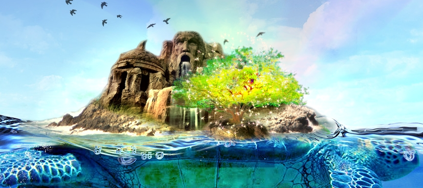 Tree of Life on Turtle Island by anirishmystic