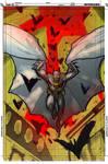 Batman Inc Cover Sketch by YanickPaquette