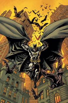 Batman Inc Cover Final