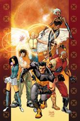 Ultimate X-men 84 Cover