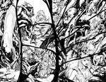 Swamp Thing 13 p.8-9