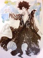 Morpheus , Ecc Con Sketch by YanickPaquette