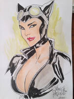 Selina Bust- by YanickPaquette