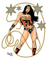 NYCC limitted WW print. by YanickPaquette