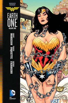 Wonder Woman earth One, Volume 1