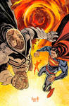 Batman / SuperMan #30 by YanickPaquette