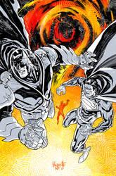 Batman Superman 30 Color Code