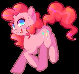 Pinkie  by Mad-Scientist-Kitten