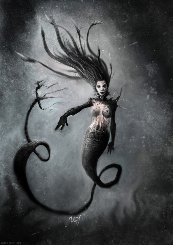 Little Mermaid by DamienWorm