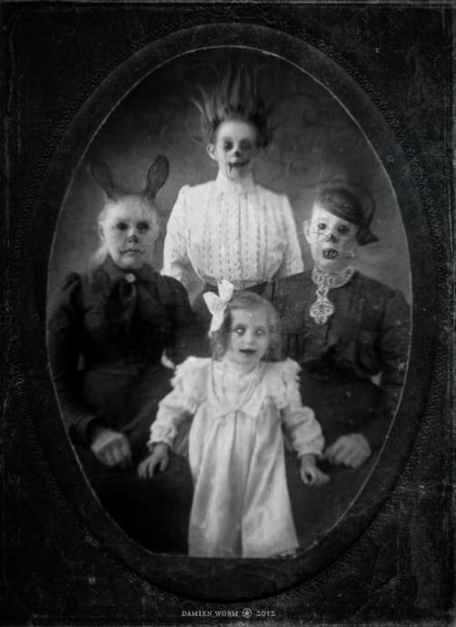 Matriarchs by DamienWorm