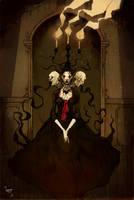 spectre of grief by DamienWorm