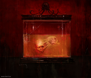 Siamese Vampyre Twins by DamienWorm