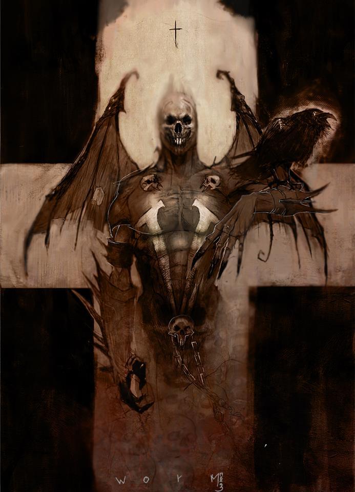 Hellspawn By DamienWorm On DeviantArt