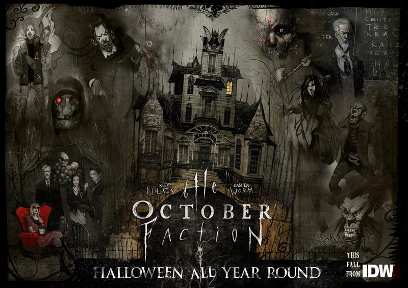The October Faction Promo