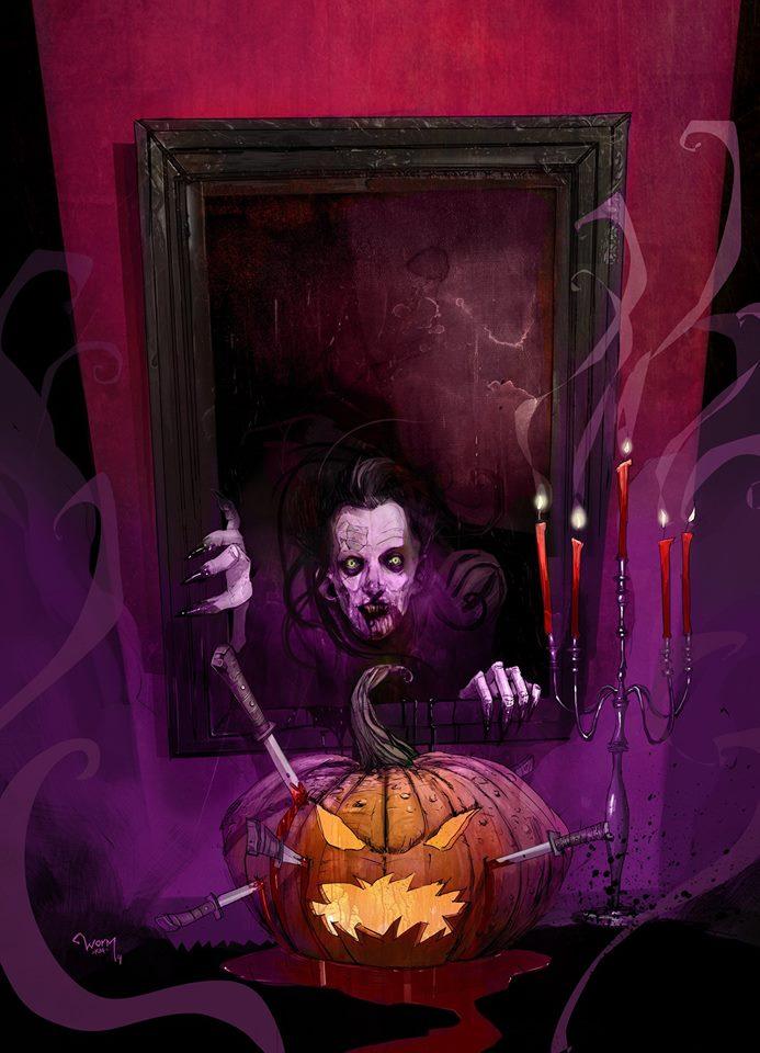 Halloween by DamienWorm