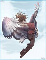 Free Falling - Jinx - Dragonstone RPG by ANG-07