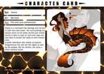 Hestia - Heroes of Dragonstone - Character Card