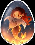 Manta Ray Deep Below - HoD - Easter Event