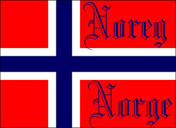 Norge by beeccy
