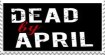 Dead By April Stamp by beeccy
