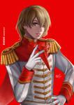 Persona 5 - Goro Akechi