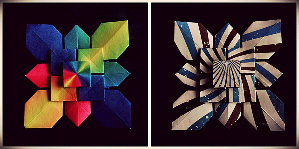 Clover Folding - Shuzo Fujimoto by Atriee