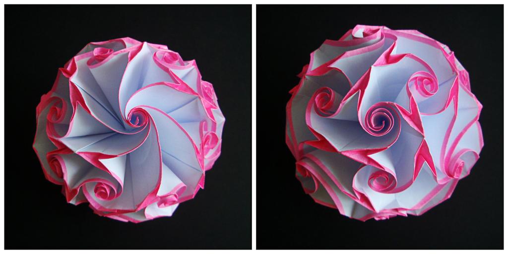 Twirls - Two Vectors - Krystyna Burczyk by Atriee