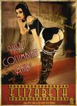 Lusty Columbian Maid