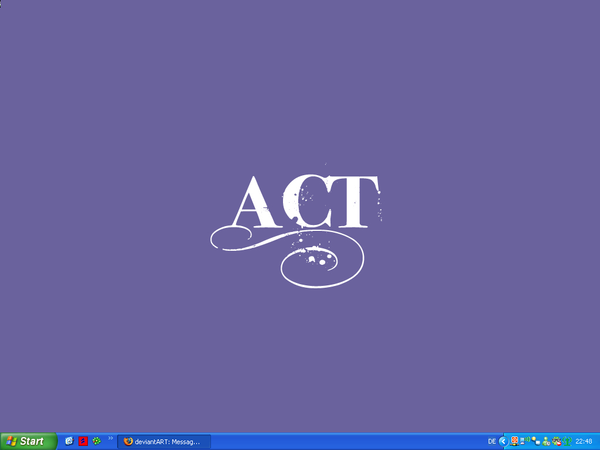 screenshot ACT by kleckshexe