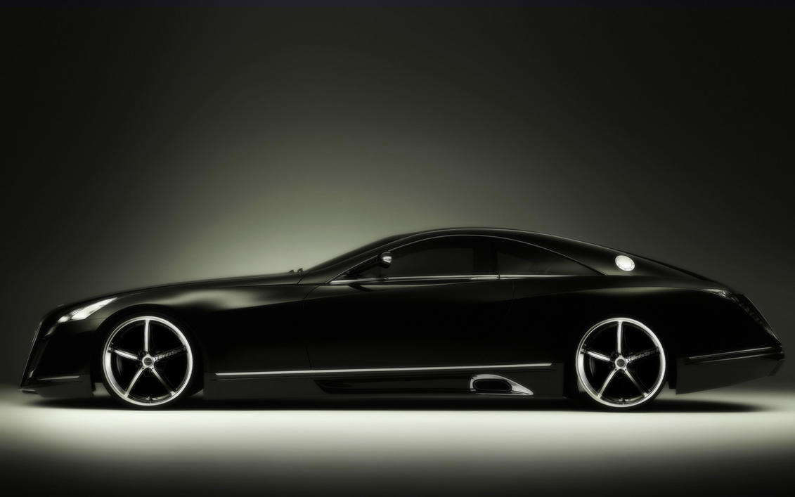 Maybach-Exelero Tuning by d1niel