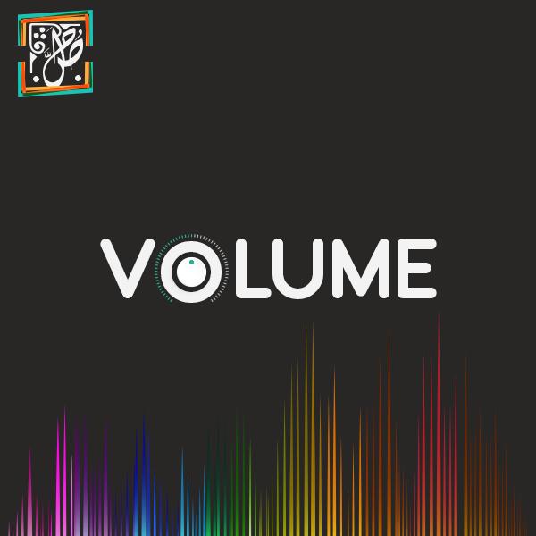 Volume Logo by salahdesigner86