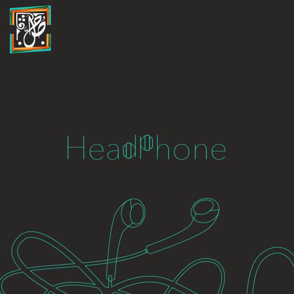 Headphone Logo by salahdesigner86