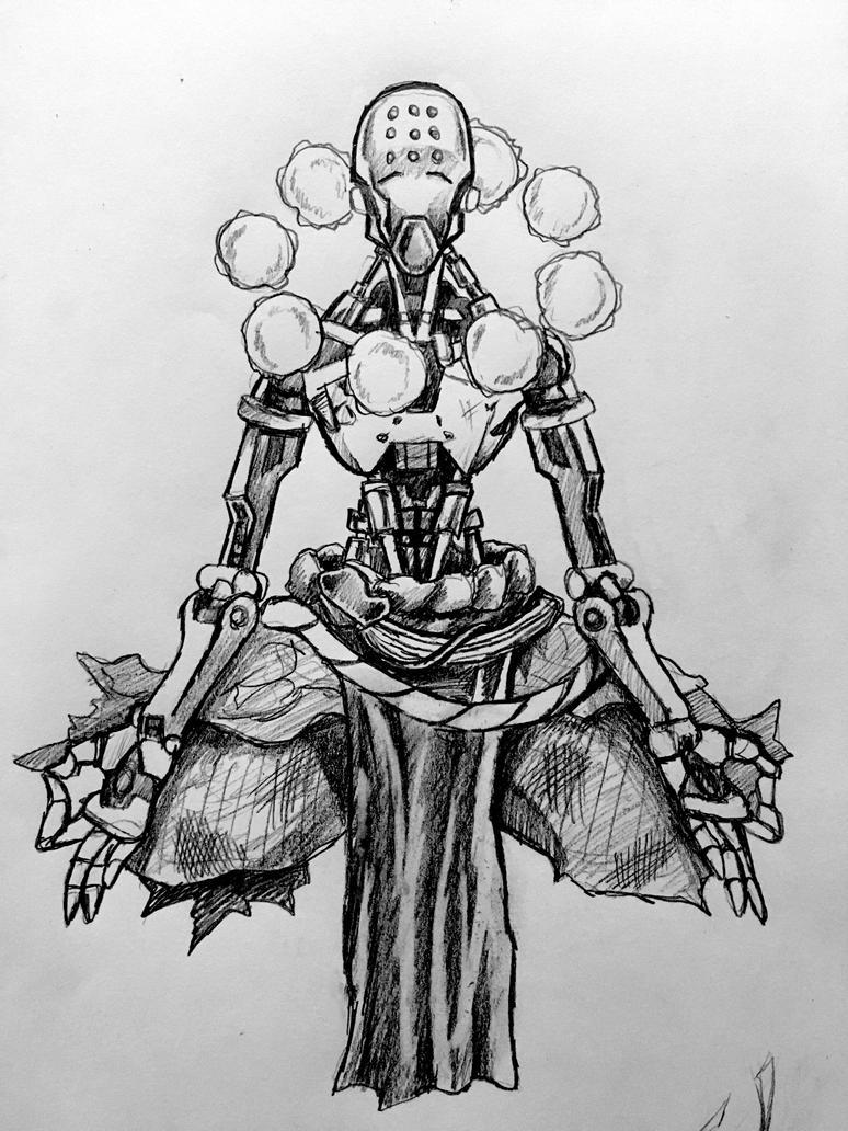 Zenyatta by CptKomamura