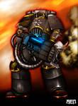 Havoc Iron Warrior
