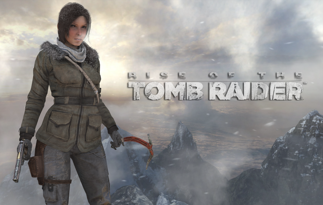 Rise Of The Tomb Raider By Lerova