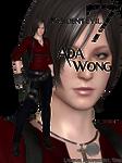 WIP: RE7 Ada Wong Fan Mod
