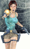 Tomb Raider: The Beginning by Lerova