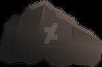 Stone, Mountain, Rock Vector