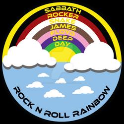 Rock n Roll Rainbow