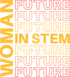 Future Woman in STEM T-shirt Design