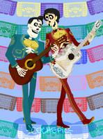 Ernesto y Hector - Coco by cochepic