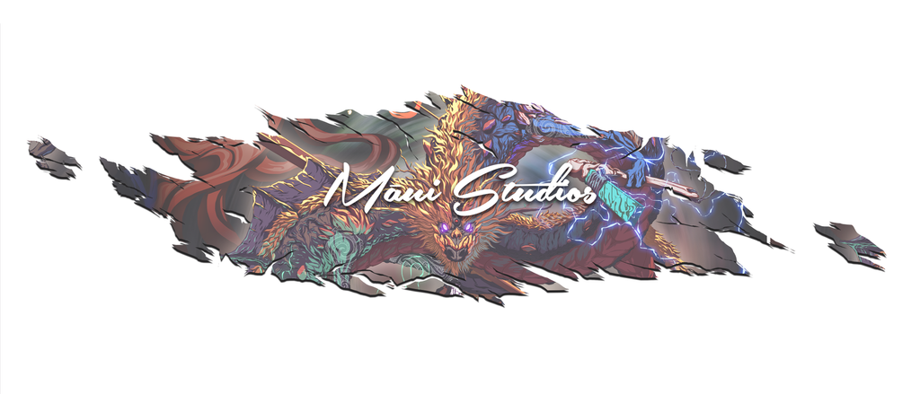 Maui Branding v3 copy by ixtrove