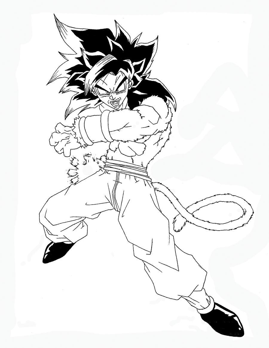 When Goku Turn Into A Super Sayan