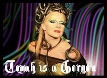 Toyah is a Gorgon by gorgonbreath