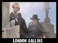 London calling by gorgonbreath